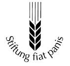Logo Stiftung fiat panis, Ulm